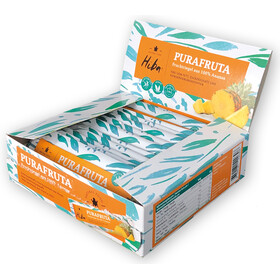 Hiba Purafruta Energy Bar Box 12x30g, Pineapple
